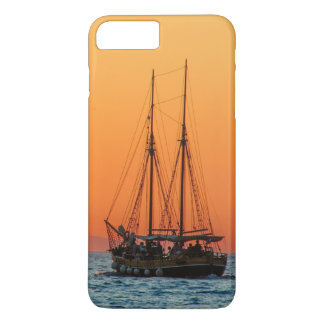 Sailing vessel iPhone 7 plus case