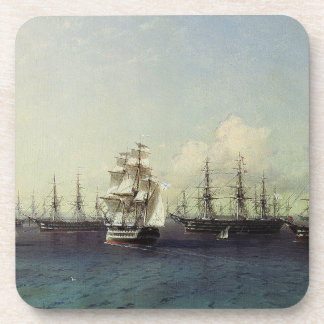 Sailing Warship Frigate Ships Ocean Seas Coaster