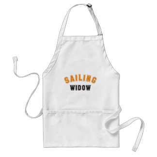 Sailing Widow Standard Apron