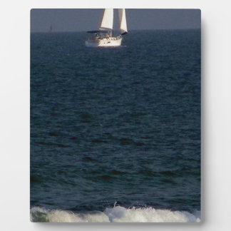 sailing with friends.JPG Plaque