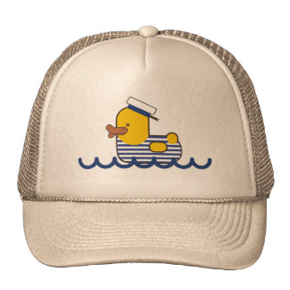 Sailor duck cap
