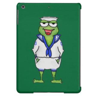 Sailor Frog iPad Air Covers