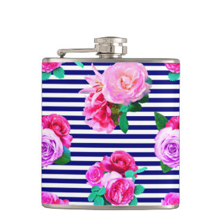 Sailor Girl Flask