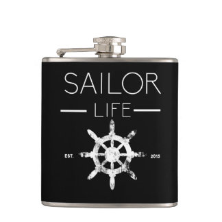 Sailor Life hipflask Hip Flask