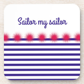 sailor my sailor coaster