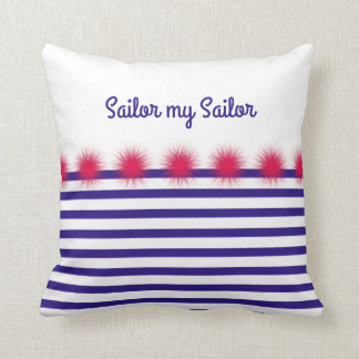 sailor my sailor cushion