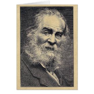 """Sailor of the World"" Walt Whitman Quotation Card"