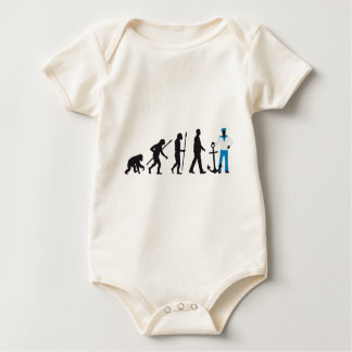 SAILOR ONE WITH ANCHOR BABY BODYSUIT