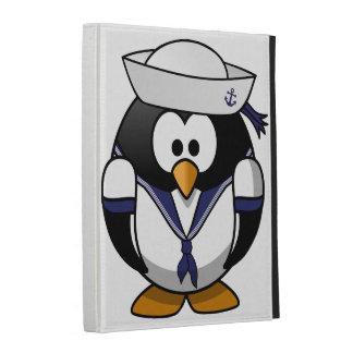 Sailor Penguin iPad Folio Case