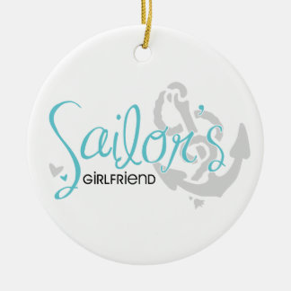 Sailor s Girlfriend Ornament