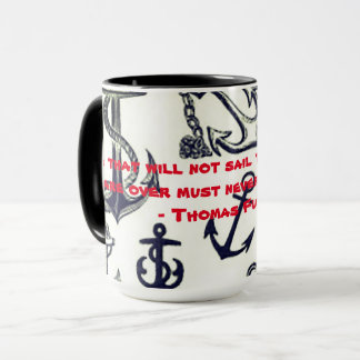 Sailors Coffee Cup