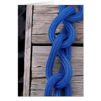 Sailor's Knot Note Card