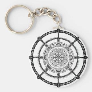 Sailor's Steering Wheel Keychain