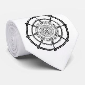 Sailor's Tie / Steering Wheel Necktie