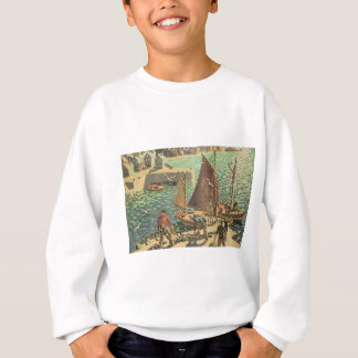 Sailors Tiled Sweatshirt