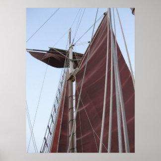 Sails Poster
