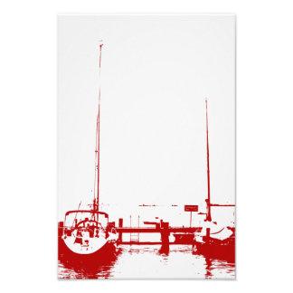 Sails set photo art