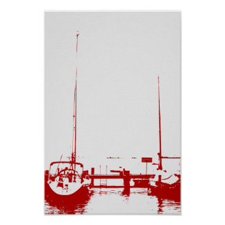 Sails set poster