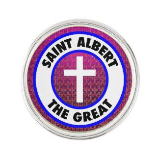Saint Albert the Great Lapel Pin