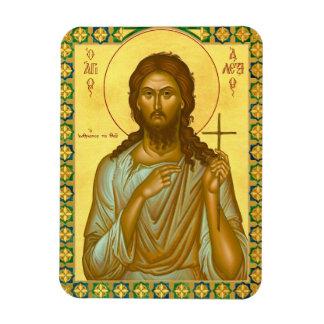 Saint Alexis the Man of God – Icon Magnet