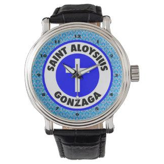 Saint Aloysius Gonzaga Watch