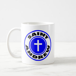 Saint Andrew Coffee Mug