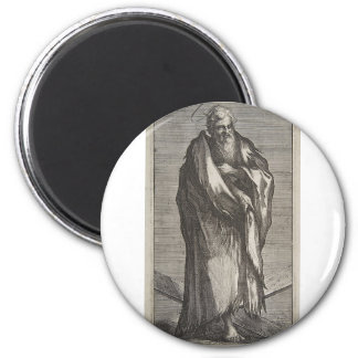 Saint Andrew Magnet