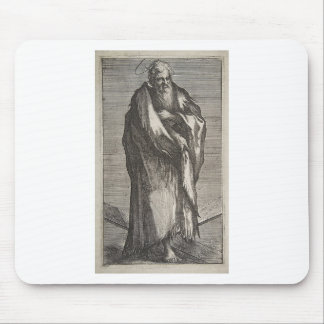 Saint Andrew Mouse Pad