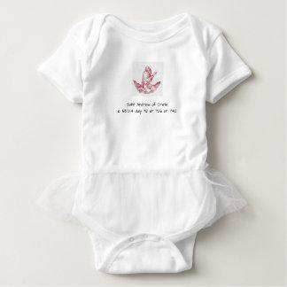 Saint Andrew of Crete Baby Bodysuit