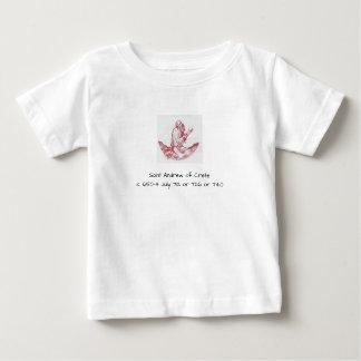 Saint Andrew of Crete Baby T-Shirt