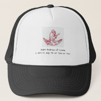 Saint Andrew of Crete Trucker Hat