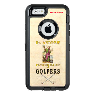 SAINT ANDREW (Patron Saint of Golfers) OtterBox iPhone 6/6s Case
