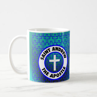 Saint Andrew the Apostle Coffee Mug