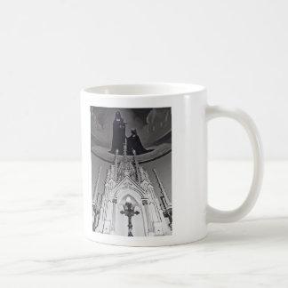 Saint Anne's Catholic Church on Mackinac Island Classic White Coffee Mug