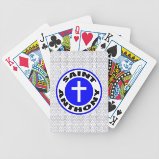 Saint Anthony Poker Deck