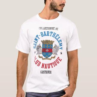 Saint-Barthélemy Club Nautique T-Shirt