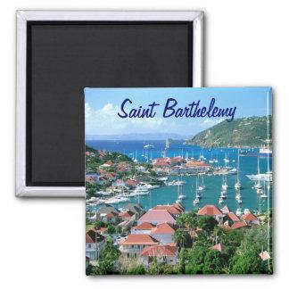 Saint Barthelemy magnet