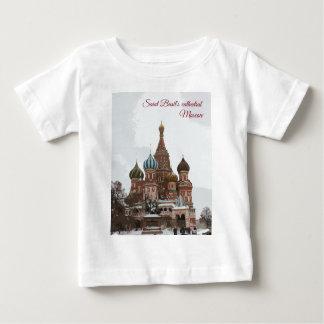 Saint Basil's cathedral_eng Baby T-Shirt
