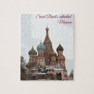 Saint Basil's cathedral_eng Jigsaw Puzzle
