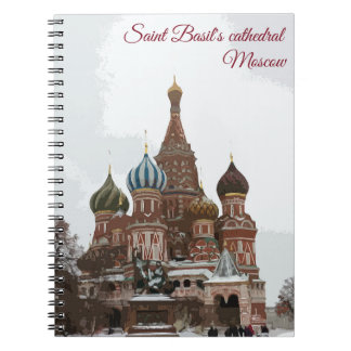 Saint Basil's cathedral_eng Notebook