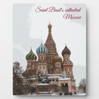 Saint Basil's cathedral_eng Plaque