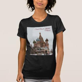 Saint Basil's cathedral_eng T-Shirt