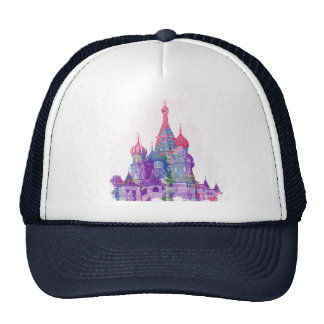 Saint Basil's Cathedral Moscow Cap