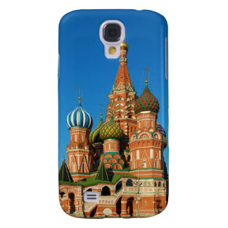 Saint Basil's Cathedral Moscow Russia Samsung Galaxy S4 Cover