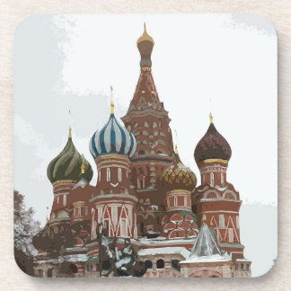 Saint Basil's cathedral_russo Coaster