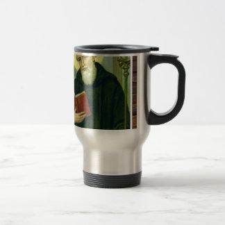 SAINT BENEDICT CATHOLIC 05 CUSTOMIZABLE PRODUCTS COFFEE MUGS
