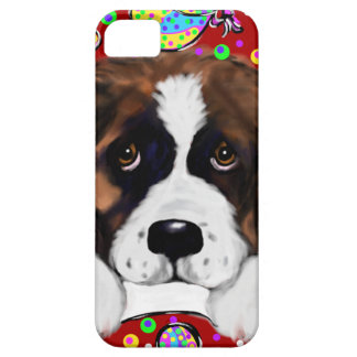 Saint Bernard Barely There iPhone 5 Case