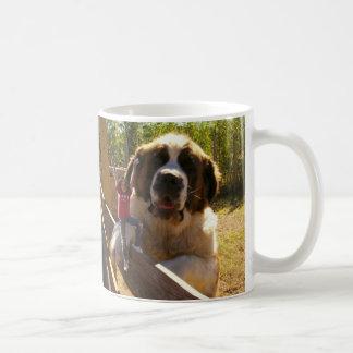 Saint Bernard Coffee Cup