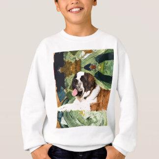 Saint Bernard Dog Sweatshirt