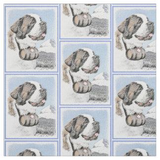 Saint Bernard Fabric